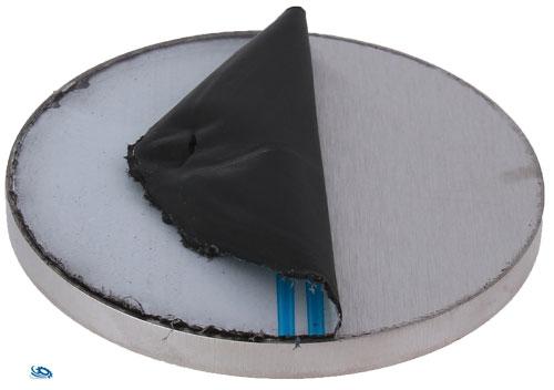 edelstahlronde geschliffen 80 6 mm ohne bohrung kaufen. Black Bedroom Furniture Sets. Home Design Ideas