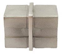 Rohrverbinder Quadratrohr 40x40x2,0 mm