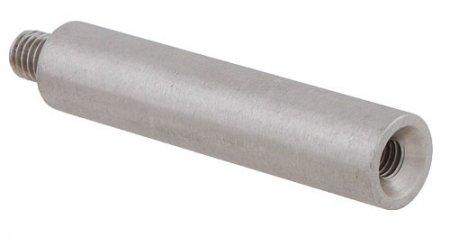 Aufsatzstift 14 mm M8//M6 Gewinde V2A Länge 65 mm