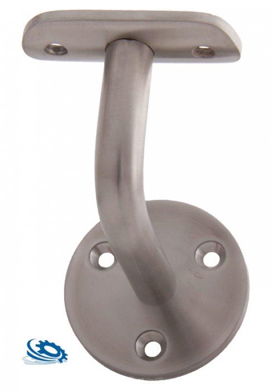 V2A Handlaufträger für Rohr 42,4 mm