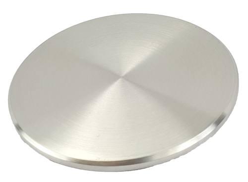 edelstahl ronde 100 6 mm einseitig geschliffen mit fase. Black Bedroom Furniture Sets. Home Design Ideas